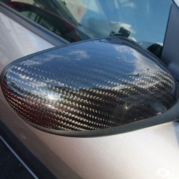 Odula Carbon Fiber Mirror Cover