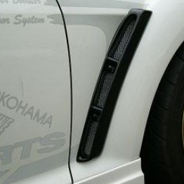 Knight Sports Fender Ducts for RX8 | ROTARYLOVE