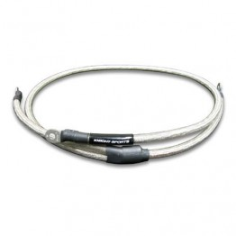 Knight Sports Front Earth Point Support Cable for RX7 ROTARYLOVE