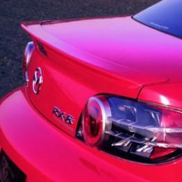 R-Magic Rear Spoiler for RX8 | ROTARYLOVE