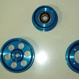 RE-Amemiya Aluminum Pulley Kit