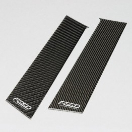 Fujita Engineering Carbon Door Pillars