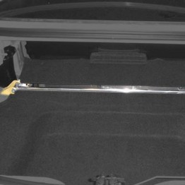Beatrush Rear Lower Strut Bar